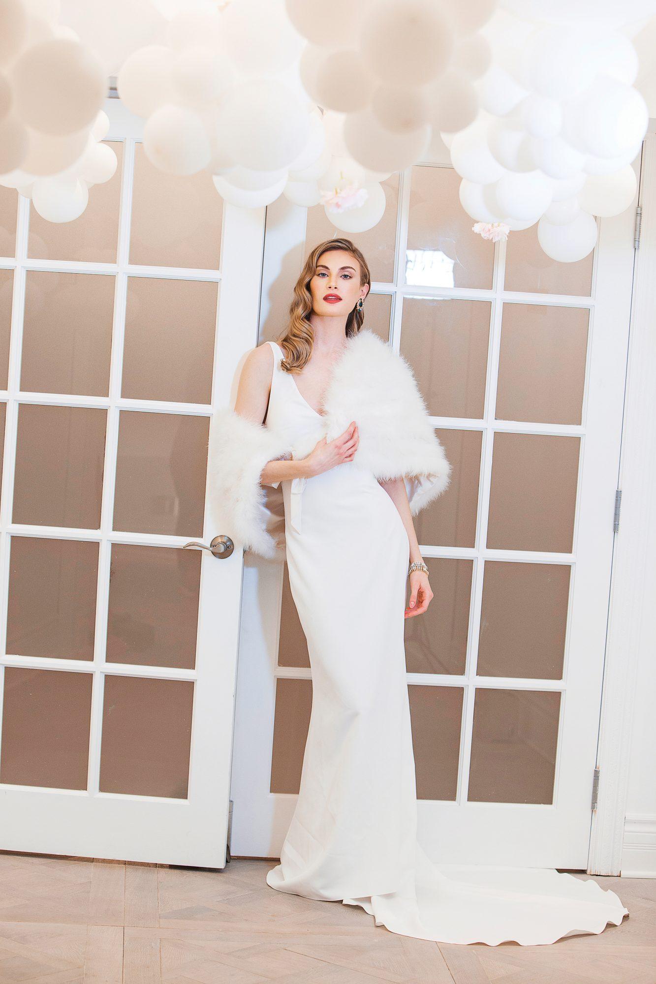 Dress Scoop has been featured in Elegant Wedding Magazine picture 5