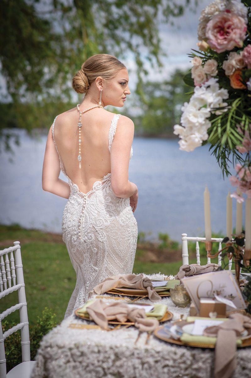 Dress Scoop has been featured in Elegant Wedding Magazine picture 6