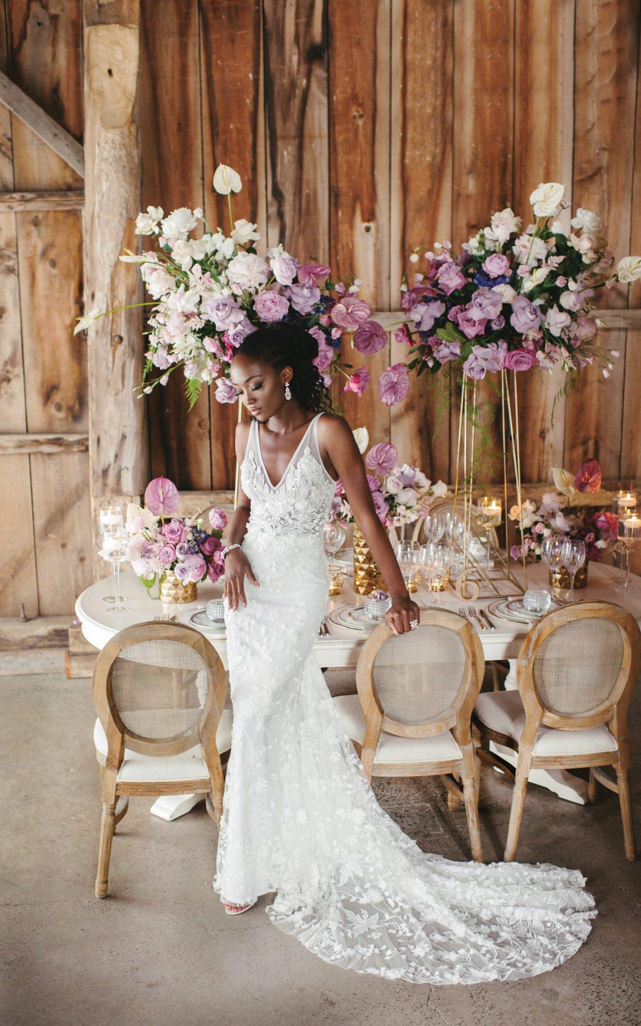 Dress Scoop has been featured in Elegant Wedding Magazine picture 3