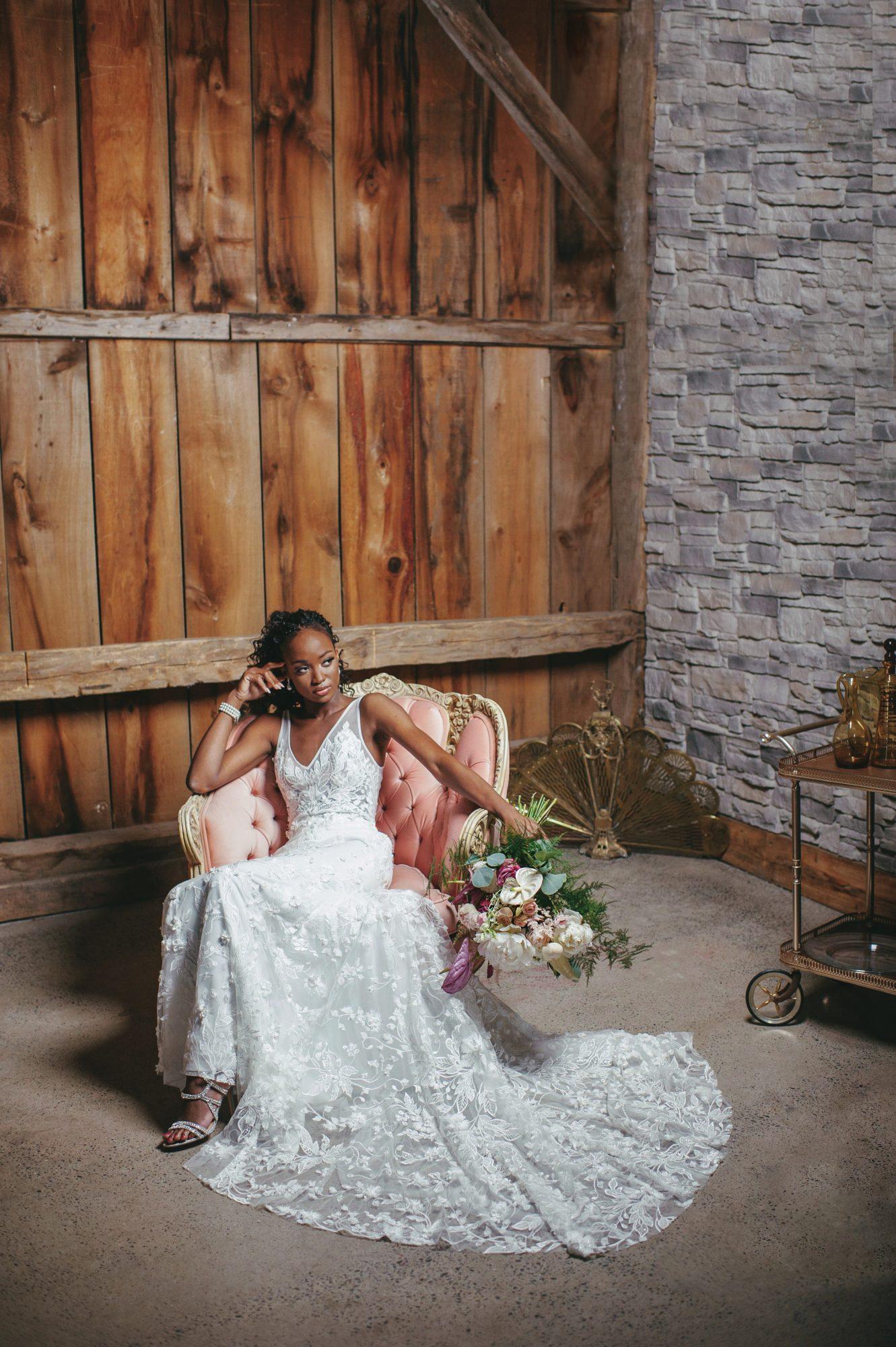 Dress Scoop has been featured in Elegant Wedding Magazine picture 1