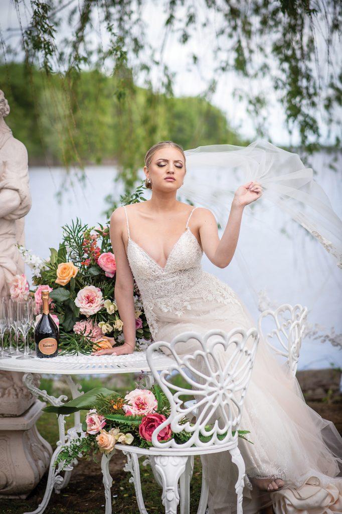 Dress Scoop has been featured in Elegant Wedding Magazine
